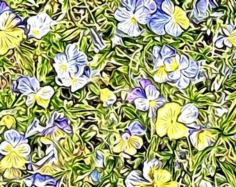 Flowery Print