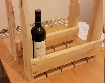Wine Rack - wall mounted