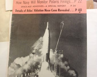 february 1960 edition of Aircraft & Missiles magazine