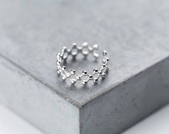 The geometric ring