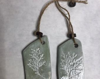 Christmas Ornaments - Set of 2
