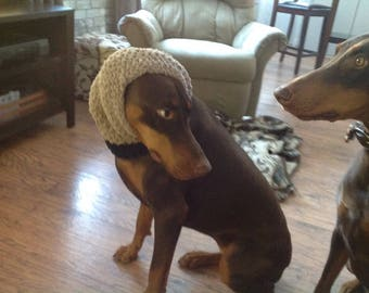 Ear/neck Warmers for your furry friends