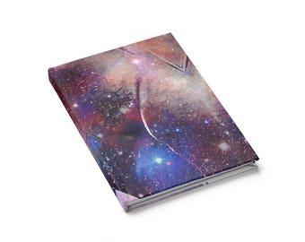 Cosmic Journal  Ruled Line