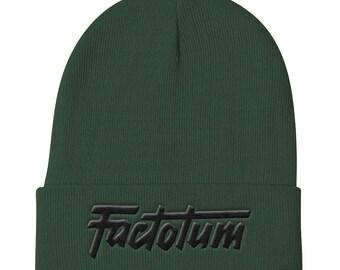 Factotum Knit Green