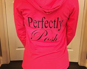 Perfectly Posh Pullover