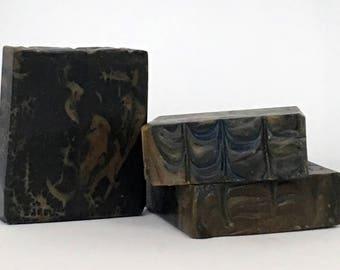 Charcoal Aloe Vera Soap