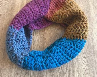 Scarf - Cowl - Handmade - Crochet