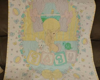 """Baby Quilt-""""Our Baby"""""""