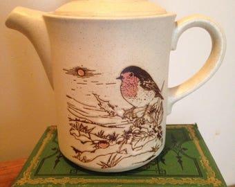 """Ashdale """"Robin"""" stoneware kettle"""
