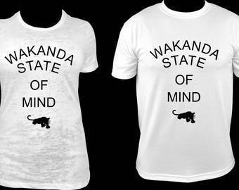 Wakanda State of Mind