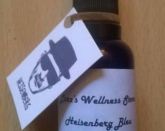Heisenberg Bleu Eau De Parfum For Men with Blue Crystal in bottle 30ml