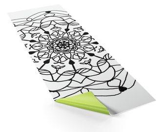 Randomandala Yoga Mat