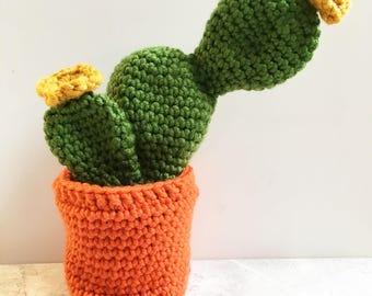 Prickly Cactus Doorstop
