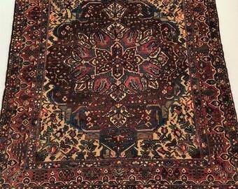 """000145 Bakhtiyar Oriental Persian Rug 10'8""""X12'9"""""""