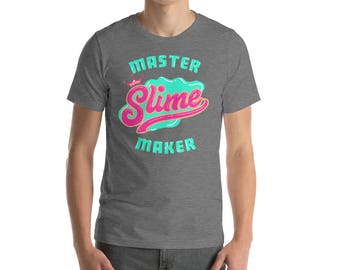 slime queen - slime shirt - slime - slime tshirt - slime t-shirt - slime gifts - slime king - slime party crew