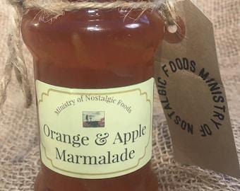 Orange and apple marmalade 212ml