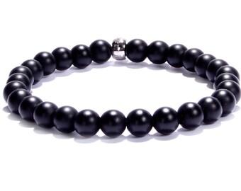 Bracelet Onyx Matt