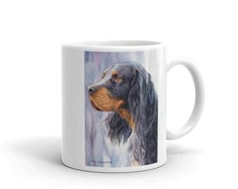 Gordon HSII Gordon Setter 11oz Coffee Mug