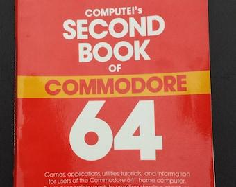 Compute's Second Book of Commodore 64