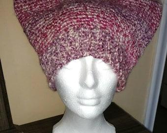 Cherry Blossom Cat Ears Hat
