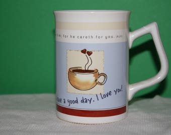 Joyce Meyer Inspirational Mug