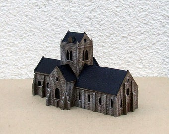 6mm Church *Pro-Painted*