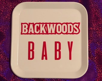 Backwoods Baby Rolling Tray