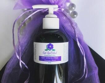 Get Stress Free Massage Oil Blend