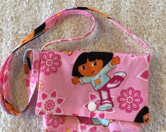 Dora the Explorer Children's Over the Shoulder Purse