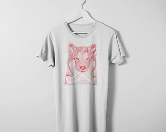 T-Shirt. Resonance. Red Dog