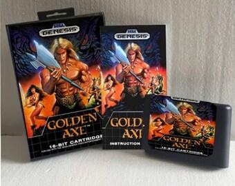 Golden Axe Complete (Sega Genesis)