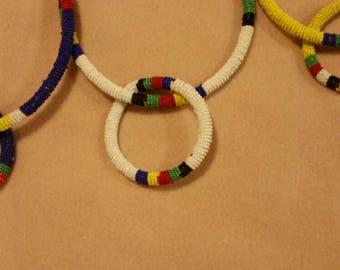 Choker & bracelet