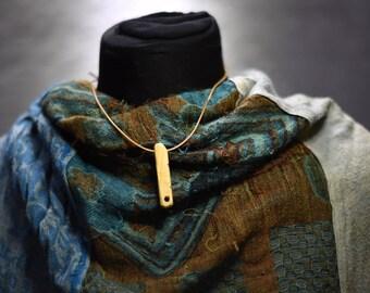 Lodge shamanic necklace