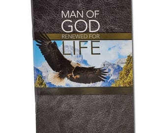 Man of God: Renewed for Life Devotion Book