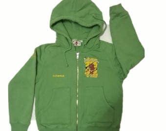 VINTAGE Ted Company BadLuck Off USA 1991 sweatshirt hoodies
