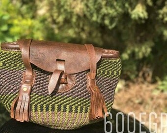 Handmade women vintage 34*34 cm
