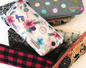 Perfect Essential Oil Pouch Custom Made to Order Choose Fabric