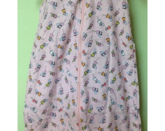 NEW-Flannel-FAIRIES-Blanket Sleep Sleeper Sack-12-24 M-Last One-Ready to Ship