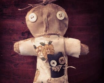 CustomerAppreciationSale Primitive Doll Pocket