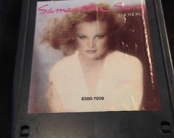 Samantha Sang Emotion -  8 Track Tape Free Shipping