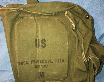 M17 A1 Carry Case for Chemical-Biological Field Mask