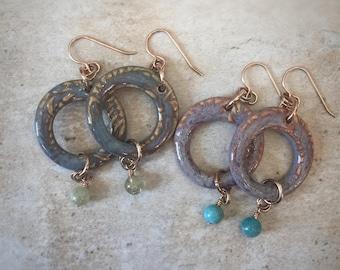 Full Circle Earrings