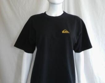 Quicksilver International  90s t shirt   BALI