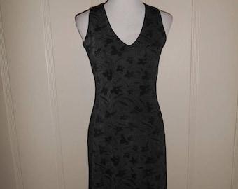 SALE 25% off SALE Vintage 90s  floral short   dress, stretchy, dress, grunge, punk, fitted