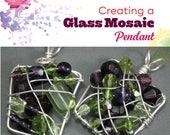 TUTORIAL: Mosaic Bead Pen...