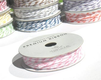 Cotton Candy Pink - American Craft Bakers Twine - LAST SPOOL