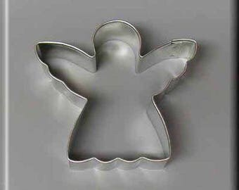"3"" Angel Metal Cookie Cutter #NA1022"