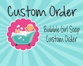 Custom Order - RESERVED for: Ashley