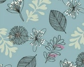 20EXTRA 20% OFF Whisper by Victoria Johnson for Windham Fabrics Blue Floral