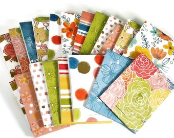 Set of 20 Matchbook Notepads Mini Note Pads in Daydream